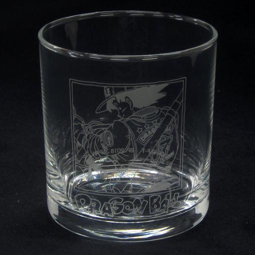 【中古】グラス(キャラクター) 孫悟空(バイク) グラス 「一番くじ ドラゴンボール HISTORY OF SON GOKOU」 C賞