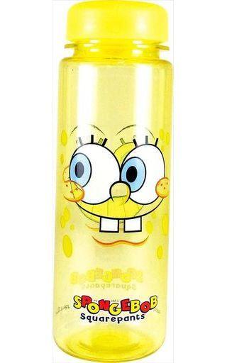 ティーズファクトリー 新品 マグカップ・湯のみ フェイスアップ クリアボトル 「スポンジ・ボブ」