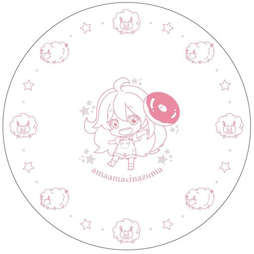 【中古】皿・茶碗(キャラクター) 犬塚つむぎ&ガリガリさん 絵皿 「甘々と稲妻」