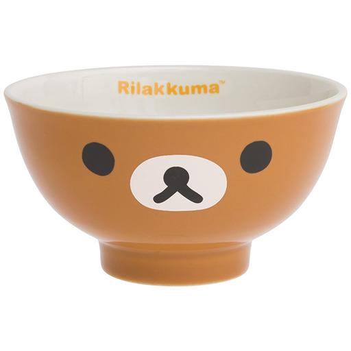 【新品】皿・茶碗(キャラクター) リラックマ ちゃわん 「リラックマ」