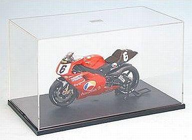 【新品】ケース ディスプレイケースD 1/12 オートバイモデル用 「ディスプレイグッズシリーズ No.5」 [73005]