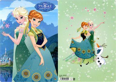 買取 イラスト 下敷き アナと雪の女王 エルサのサプライズ