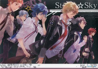 【中古】デスクマット Starry☆Sky デスクマットA