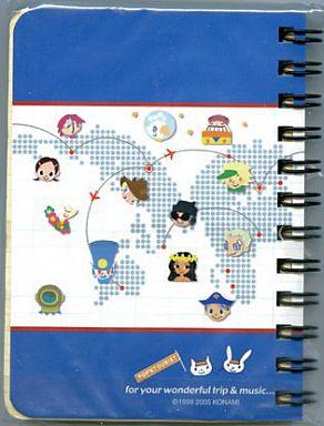 【中古】ノート・メモ帳 ポップンミュージック11特別版 ミニノート
