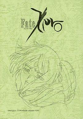 ウェイバー・ベルベット アートノート 「一番くじきゅんキャラわーるど Fate/Zero PART2」 E賞