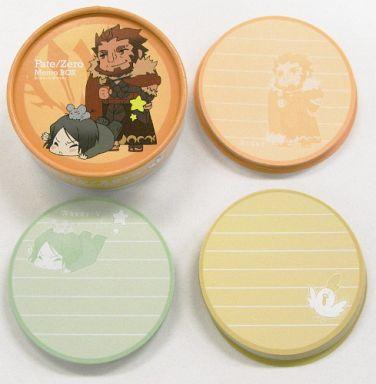 ライダー&ウェイバー・ベルベット メモボックス 「Fate/Zero」