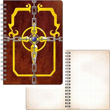 闇の書 B6Wリングノート 「魔法...