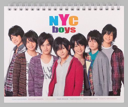 「NYCBOYS」の画像検索結果