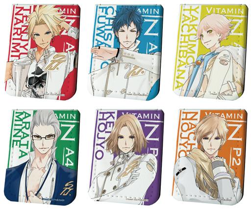全6種セット 「VitaminZ レザーフセンブック」