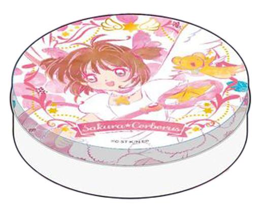 木之本桜(ピンク) 缶入りメモ 「カードキャプターさくら」