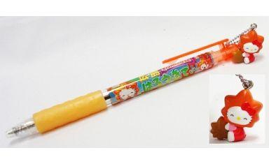 【中古】ペン キティ(もみじ饅頭) ボールペン 「ハローキティ」 広島限定