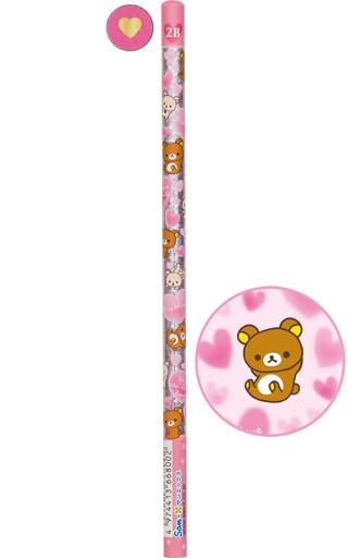 【中古】ペン リラックマ&コリラックマ(頂点ピンク) 鉛筆 2B 「リラックマ」