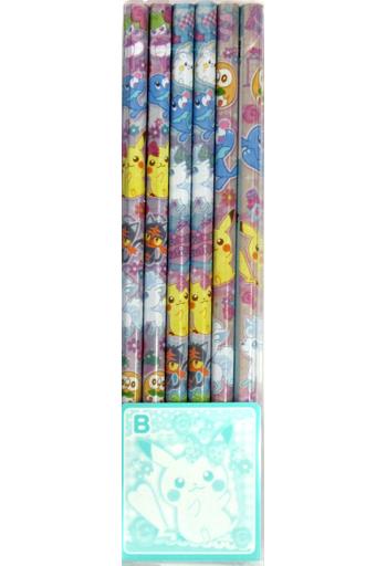 【中古】ペン Pokemon Boutique B鉛筆12本セット 「ポケットモンスター」 ポケモンセンター限定