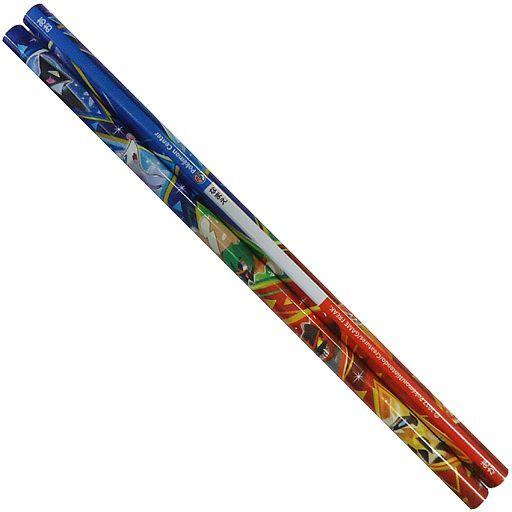 【中古】ペン 新たな幕開け 赤青鉛筆2本セット 「ポケットモンスター」 ポケモンセンター限定
