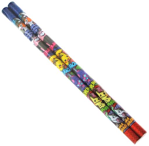 【中古】ペン ベベノムフレンズ 赤青鉛筆2本セット 「ポケットモンスター」 ポケモンセンター限定