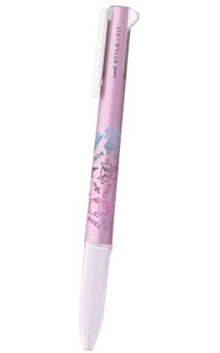エンスカイ 新品 ペン ぶりぶりざえもん スタイルフィット 3色ホルダー 「クレヨンしんちゃん」
