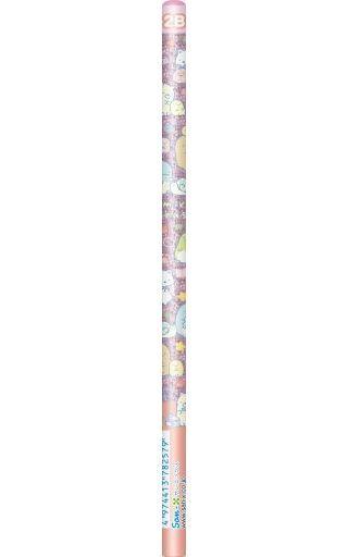 サンエックス 新品 ペン 集合(頂点花/ピンク) 鉛筆(2B) 20本セット 「すみっコぐらし」