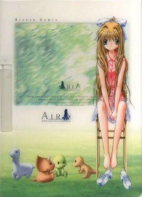 【中古】文房具 神尾観鈴 クイックファイル 「AIR」