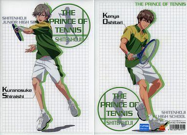 【中古】クリアファイル 四天宝寺 ミニクリアファイル 「テニスの王子様」