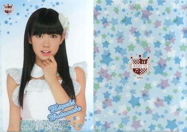 【中古】クリアファイル(女性アイドル) 渡辺美優紀(AKB48) A4クリアファイル AKB48 CAFE&SHOP限定