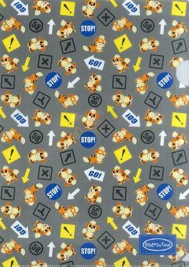 【中古】クリアファイル ガーディ A4クリアファイル 「ポケットモンスター」 ポケモンセンター限定