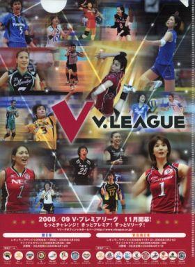 2008/9 V・プレミアリーグ クリ...