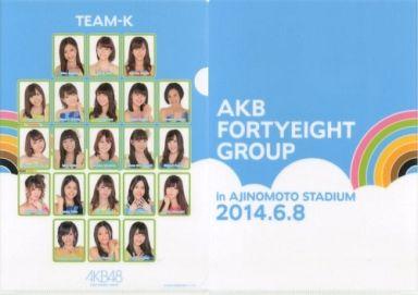 【中古】クリアファイル(女性アイドル) チームK(AKB48) A4クリアファイル 「大島優子 卒業コンサート in 味の素スタジアム 6月8日の降水確率56%(5月16日現在)、てるてる坊主は本当に効果があるのか?」