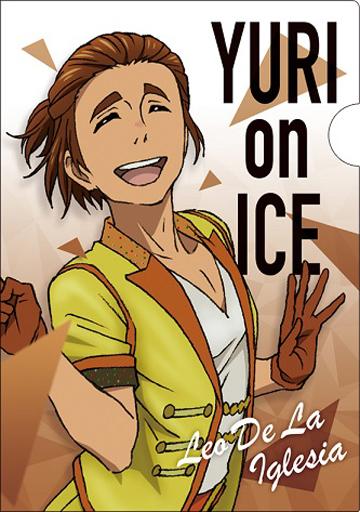 レオ・デ・ラ・イグレシア 「ユーリ!!! on ICE ミニクリアファイルコレクション」