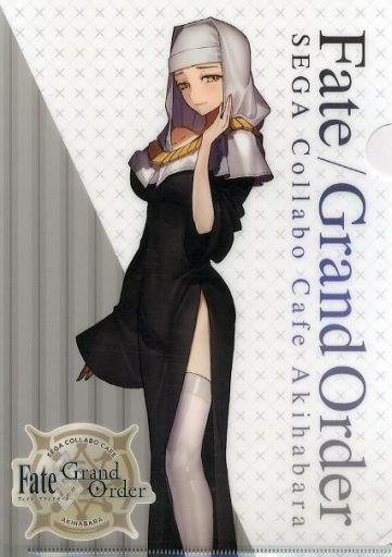 アルターエゴ/殺生院キアラ 「セガコラボカフェ Fate/Grand Order 第2弾 Epic of Remnant クリアファイルD」