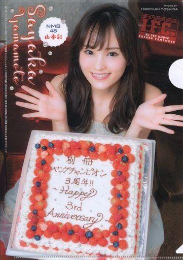 山本彩(NMB48) B5クリアファイル...