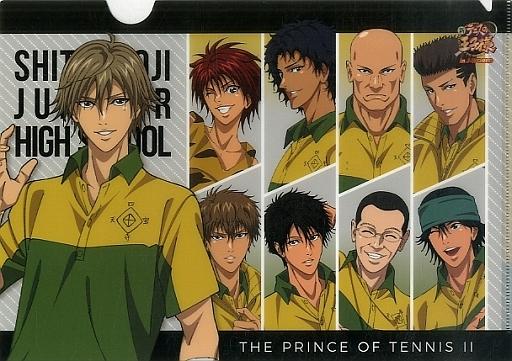 【中古】クリアファイル 四天宝寺 A4クリアファイル 「新テニスの王子様 四天宝寺祭り in J-WORLD TOKYO」