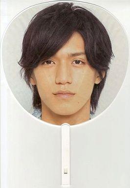 【中古】うちわ(男性) 錦戸亮 ジャンボうちわ 「NEWS CONCERT TOUR 2007」