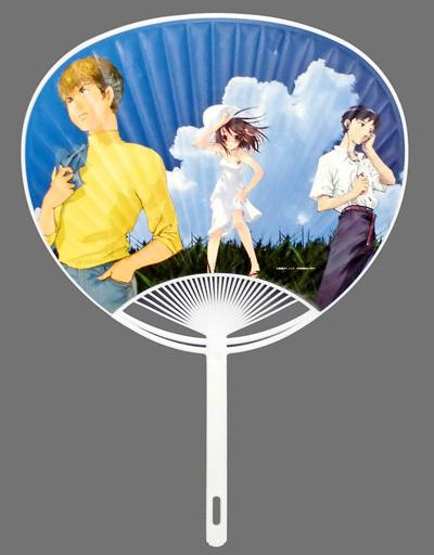 【中古】うちわ(キャラクター) 角川コミック祭2009夏 販促用うちわ(4作品)