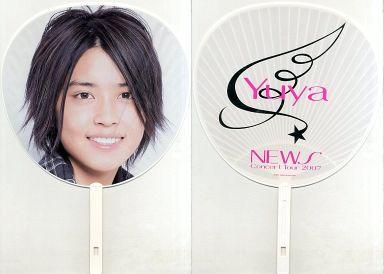 【中古】うちわ(男性) 手越祐也 ジャンボうちわ 「NEWS Concert Tour 2007」
