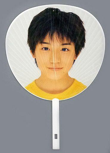 【中古】うちわ(男性) 錦戸亮(ジャニーズJr.) ジャンボうちわ 1999年