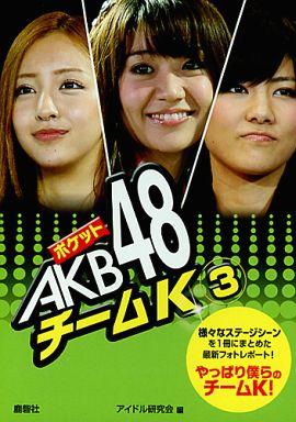 【中古】文庫サイズ写真集 ポケット AKB48 チームK(3)