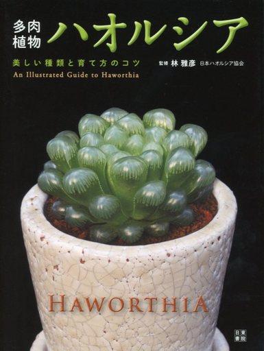 【中古】単行本(実用) <<趣味・雑学>> 多肉植物ハオルシア 美しい種類と育て方のコツ / 林雅彦/日本ハオルシア協会