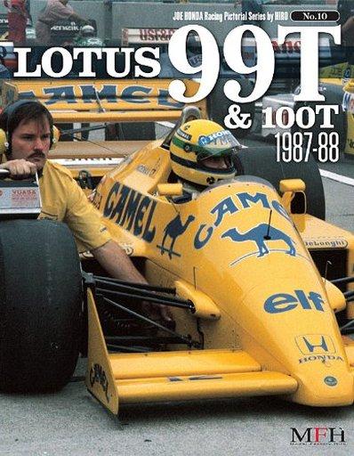 【中古】趣味・雑学 <<趣味・雑学>> Lotus 99T&100T 1987-88 ジョー・ホンダ写真集 / ジョー・ホンダ