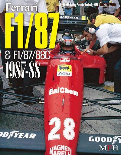 【中古】趣味・雑学 <<趣味・雑学>> Ferrai F1/87 & F1/87/88C 1987-88 ジョー・ホンダ写真集 / ジョー・ホンダ