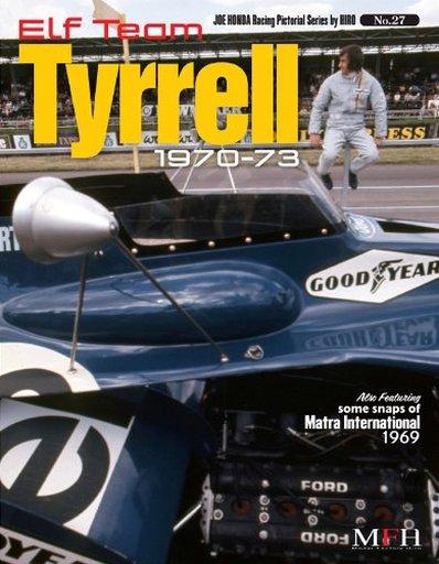 【中古】趣味・雑学 <<趣味・雑学>> ELF Team Tyrrell 1970-73 ジョー・ホンダ写真集 / ジョー・ホンダ