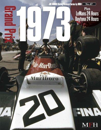 【中古】趣味・雑学 <<趣味・雑学>> Grand Prix 1973 ジョー・ホンダ写真集 / ジョー・ホンダ