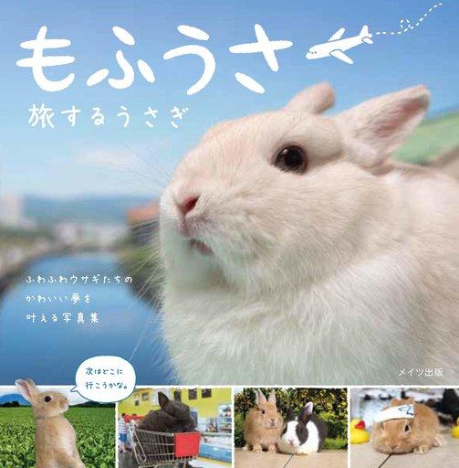 【中古】動物・ペット <<動物・ペット>> もふうさトリップ 旅するうさぎ / 江本秀幸