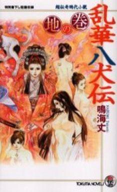 【中古】新書 <<日本文学>> 乱華八犬伝 地の巻 / 鳴海丈