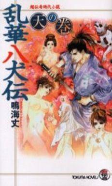 【中古】新書 <<日本文学>> 乱華八犬伝 天の巻 / 鳴海丈