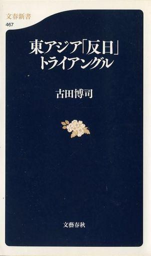"""East Asia """"Anti-Japanese"""" Triangle"""