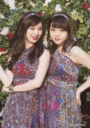 【中古】生写真(AKB48・SKE48)/アイドル/AKB48 武藤十夢・峯岸みなみ/CD「翼はいらない」ヤマダ電機特典生写真
