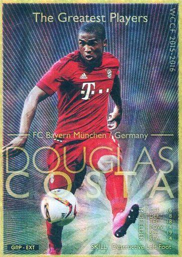 【中古】WCCF/MF/プロモーションカード/「サッカーゲームキング」Vol.055付録 GRP-EXT [プロモーションカード] : ドウグラス・コスタ