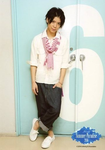 Johnnys' Summer Paradise 2016/Hey So! Hey Yo!~summertime memory~の松島聡