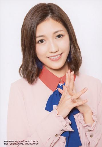 【中古】生写真(AKB48・SKE48)/アイドル/AKB48 渡辺麻友/「ハイテンション」Ver./CD「ハイテンション」[DVD付通常盤A?E](KIZM 455/6 457/8 459/60 461/2 463/4)封入特典生写真