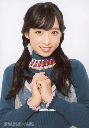 【中古】生写真(AKB48・SKE48)/アイドル/AKB48 小栗有以/「ハイテンション」Ver./CD「ハイテンション」[DVD付通常盤A?E](KIZM 455/6 457/8 459/60 461/2 463/4)封入特典生写真
